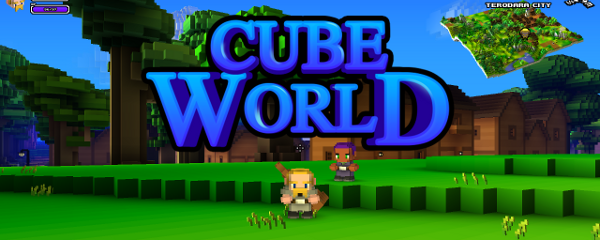 Let's Play Together Cube World