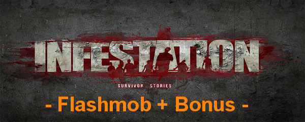 Let's Play Infestation: Survivor Stories - Flashmob
